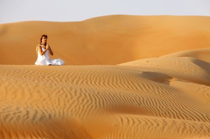Yoga et découverte au sultanat d'Oman