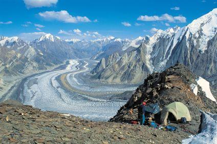 Trek du glacier Batura au Werthum Pass