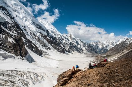 K2 et mythique col du Gondogoro (5585m)