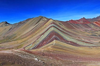 De Cusco au Cerro Colorado