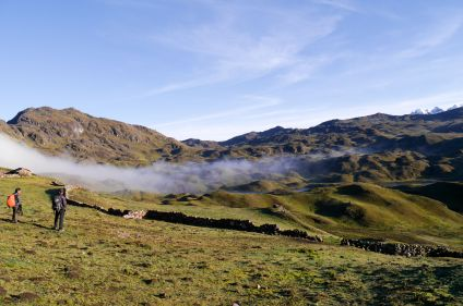 Trek sur les chemins secrets des Incas