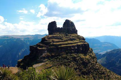 Les nouvelles routes incas