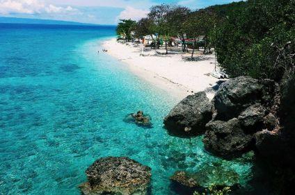 Balade d'île en île aux Visayas
