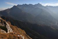 Traversée et sommet des Hautes Tatras