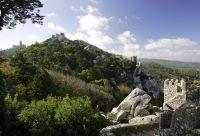 Palais de Sintra et côte sauvage de l'Atlantique