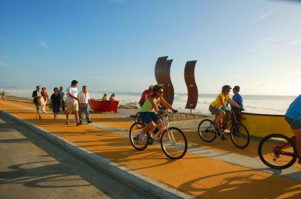 Minho en famille, des montagnes à l'océan à vélo