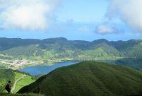 São Miguel, l'île verte