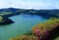 Les Açores, caldeiras de São Miguel