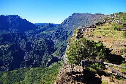 Traversée intégrale de l'île de la Réunion