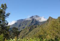 Ile de la Réunion, montagnes de l'océan Indien