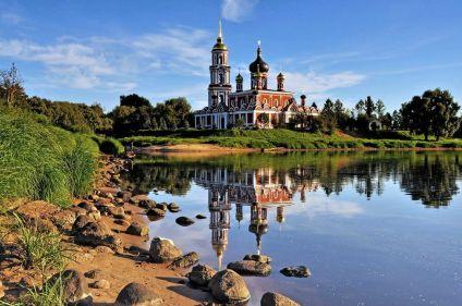 L'Anneau d'Or, splendeur de la Russie