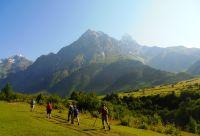 Des montagnes du Caucase à la mer Noire