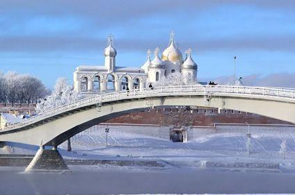 L'Anneau d'Or en hiver