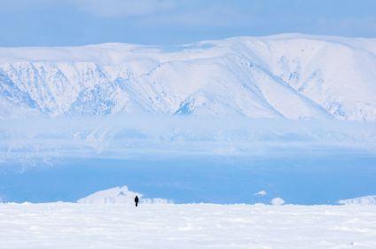 Grande traversée hivernale du Baïkal