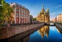 Flânerie russe de Moscou à Saint-Pétersbourg