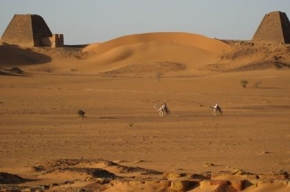 Soudan : au royaume des pharaons noirs
