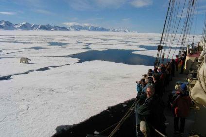 Au pays des ours polaires du Spitzberg