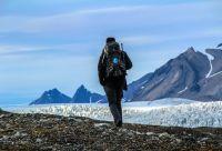 Rando et cabotage au printemps arctique