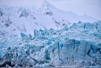 En route vers les glaciers, au cœur du Spitzberg