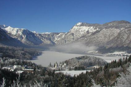 Mer et neige, de l'Adriatique aux Alpes juliennes