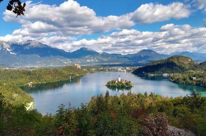 Monts et merveilles de Slovénie