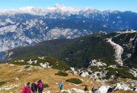 Alpes Juliennes et traversée du parc du Triglav