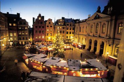 Escapade hivernale à Stockholm