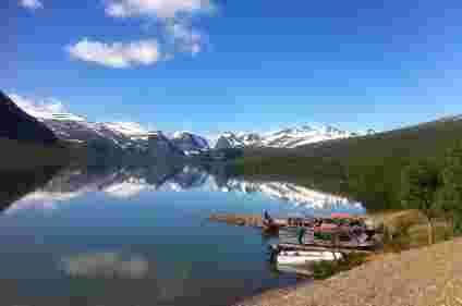 Pays et sommets sami, randonnée en Laponie
