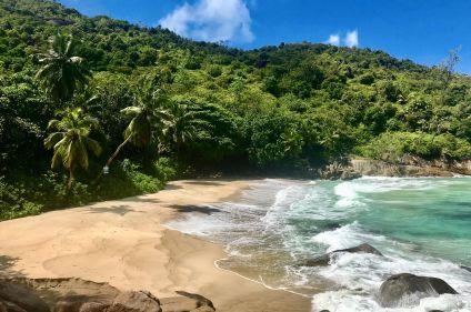 Les Seychelles, d'île en île