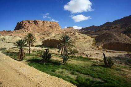 Rando et yoga dans le désert tunisien