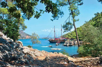 Merveilles de la côte Turquoise
