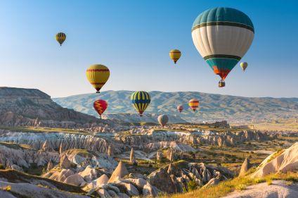 Yoga et randonnée en Cappadoce