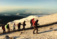 Kilimandjaro, voie Shira (5895 m)