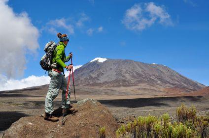 Kilimandjaro, voie Machame (5895m)