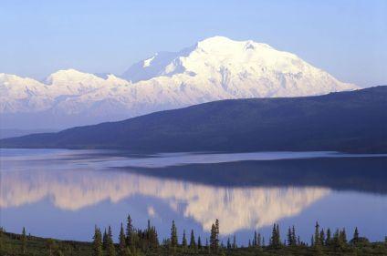 Terre sauvage d'Alaska