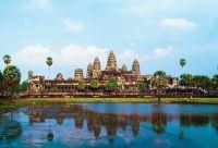 Mystérieuse baie d'Halong et sourires d'Angkor
