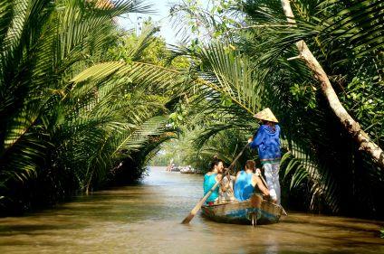 Trilogie indochinoise : Tonkin, Mékong et Angkor