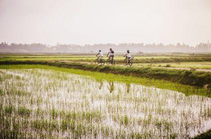 Les confins du nord-est du Vietnam à vélo