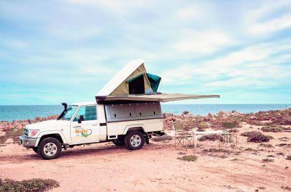 Itinérance côtière, de Cape Town à Port Elizabeth