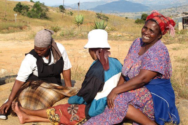 Portrait de femmes - Swaziland