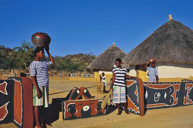 Voyage Grand tour d'Afrique du Sud