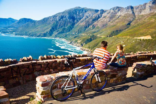Voyage Cape Town et la route des vins à vélo