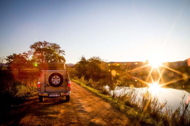 4x4 - Swaziland - Afrique du Sud