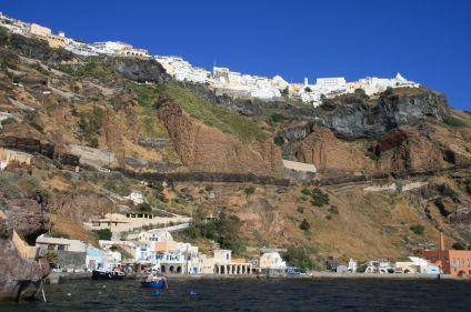 Voyages bord de mer et les en gr ce for Santorin sejour complet