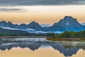 © Parc national de Grand Teton - Wyoming - Etats-Unis  -  Krzysztof Wiktor / Fotolia