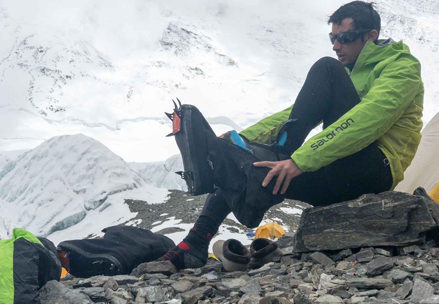 Kilian Jornet, path to Everest