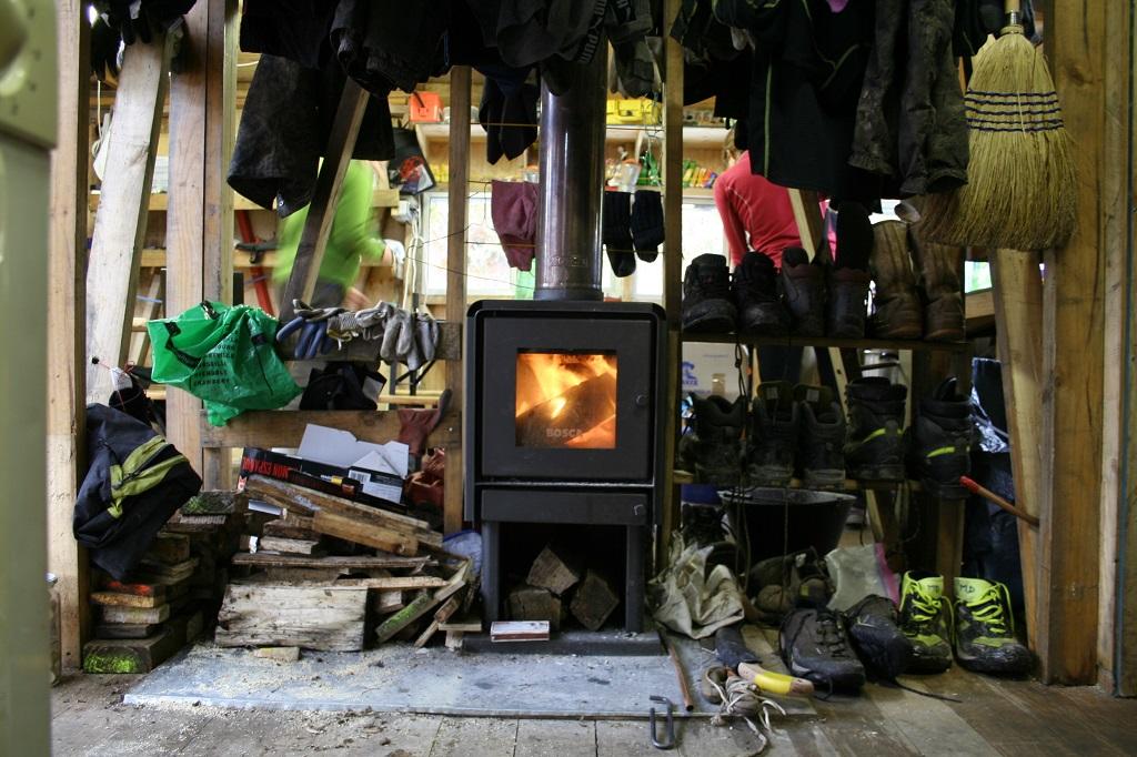 Au coin du feu : le poêle, ce que nous avons de plus précieux
