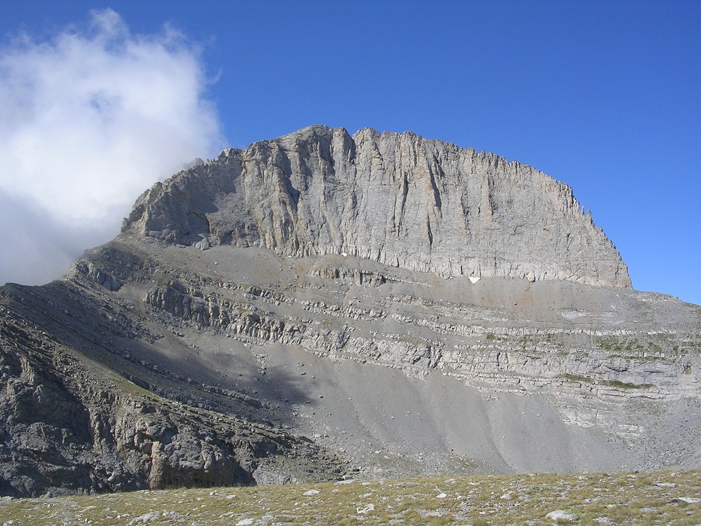 Mythikas, Mont Olympe