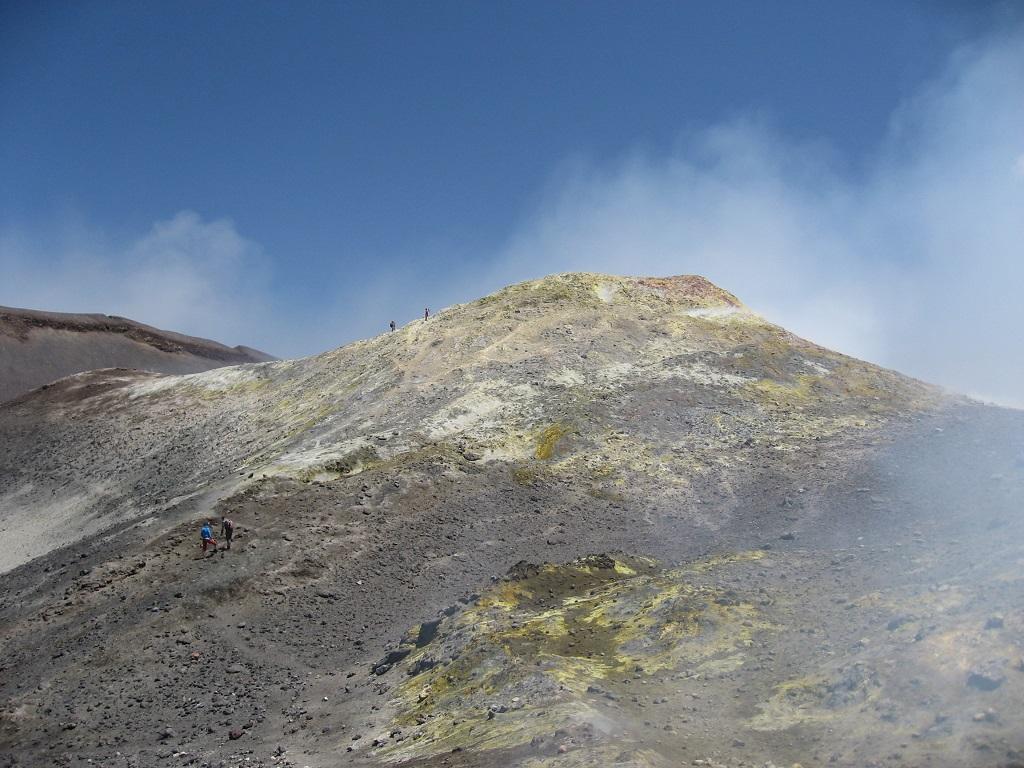 Randonnée sur l'Etna - ©Eric Balian