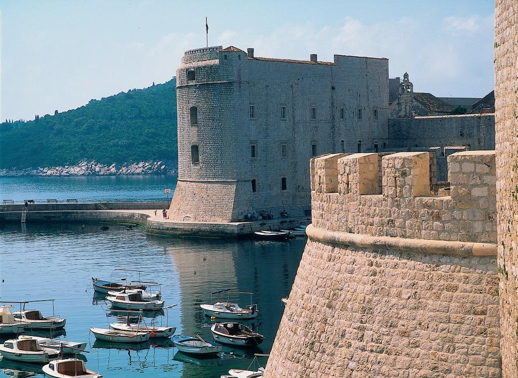 L'incontournable ville de Dubrovnik